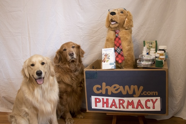 A visit to Chewy Pharmacy #chewyinfluencer
