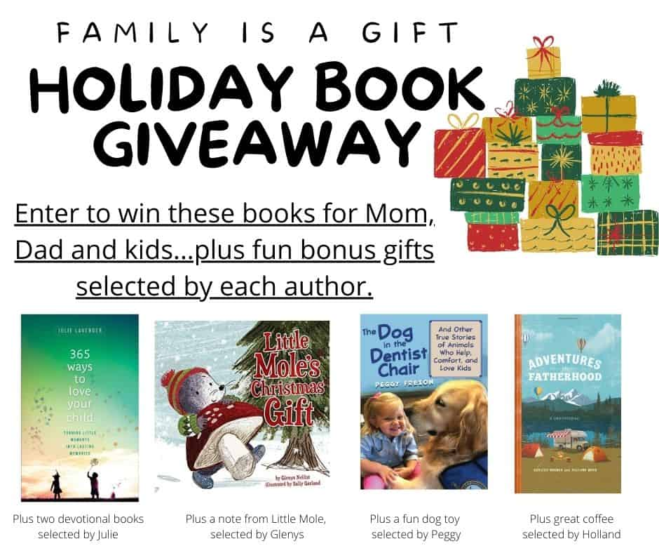 "Enter the ""Family is a Gift"" Book Giveaway!"